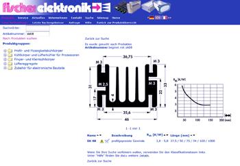 interaktive k hlk rper suche fischerelektronik sterreich. Black Bedroom Furniture Sets. Home Design Ideas
