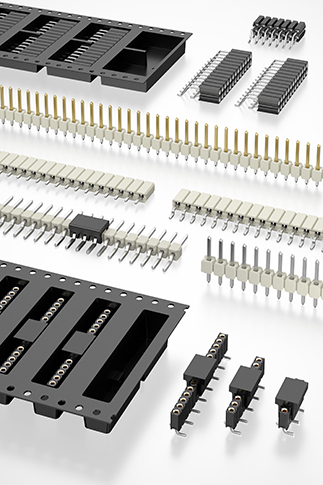 Product group connectors (strips)